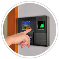 Time attendance system thumb attendance machine manufacturers suppliers dealers in ludhiana punjab india