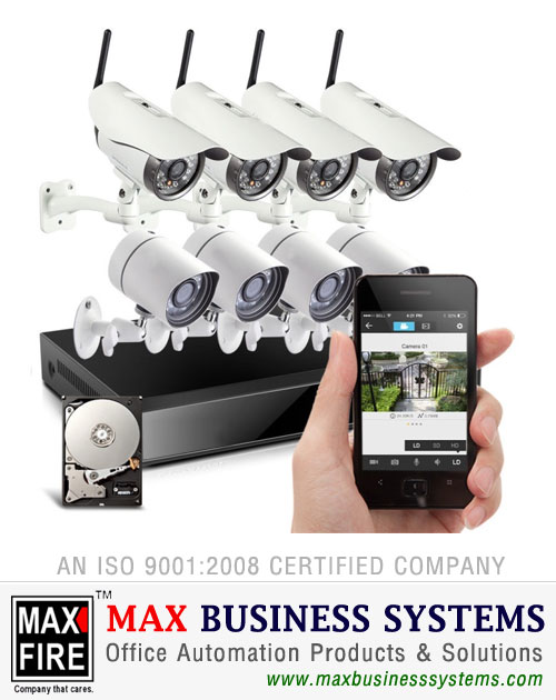 IP Camera with DVT Systems