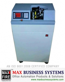Note Bundle Counting Machine