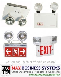 Fire Emergency Lighting